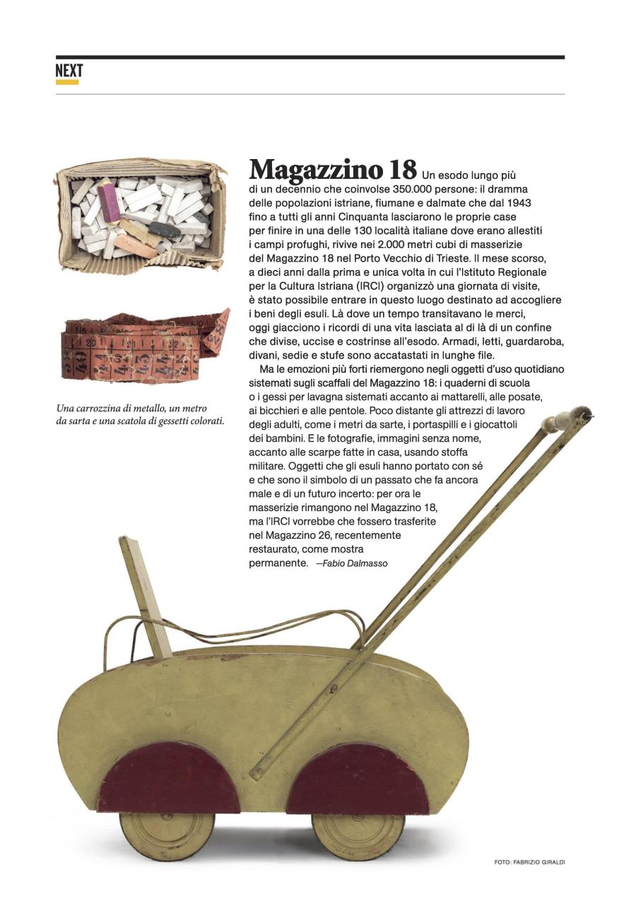 trieste_italia_[NATGEO - XXVIII]  NATGEO/RUBRICHE ... 3 - 01/03/14