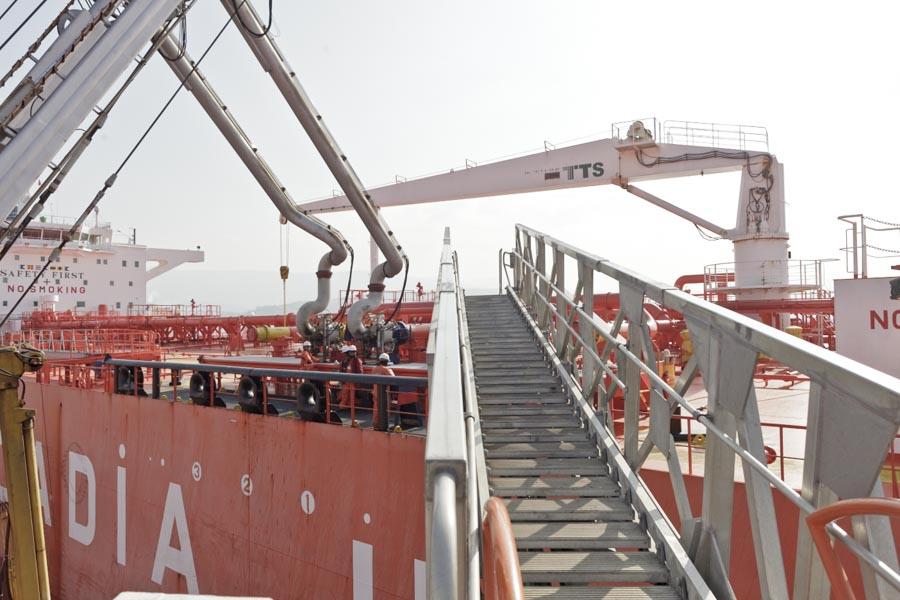 siot, tal, pipeline, trieste, italy, marine terminal, crude oil, tank farm, oil tanker, port, sea, mediterranean sea