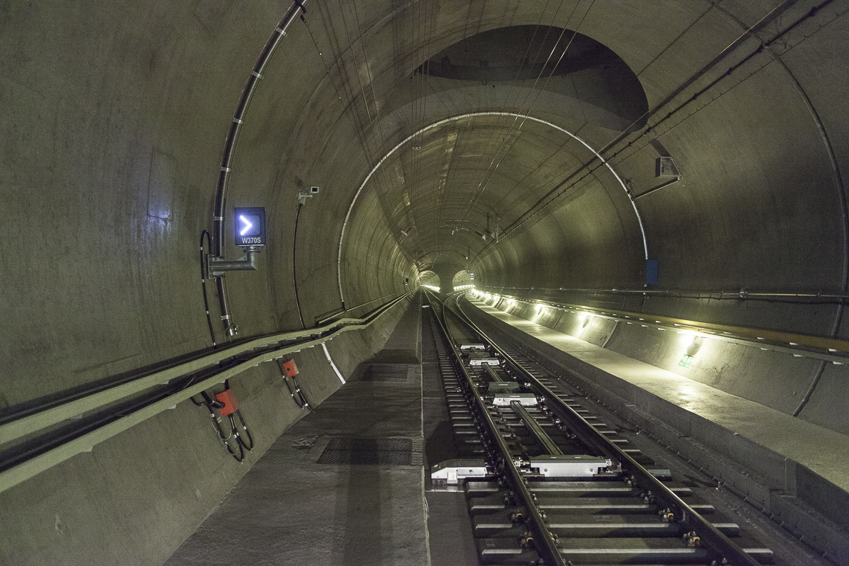 GBT - GOTTHARD BASE TUNNEL